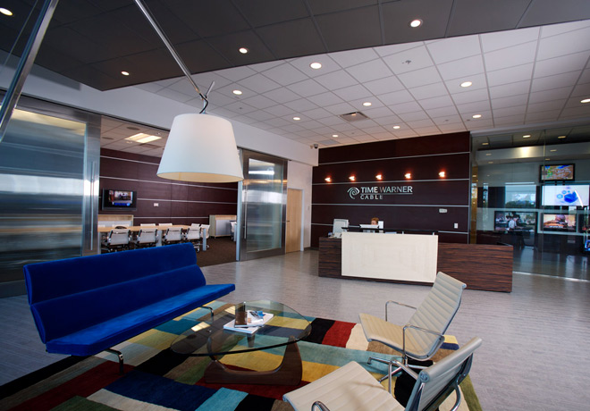 Daimler Our Work Office Time Warner Cable Regional Headquarters